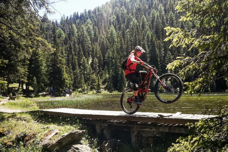 Downhill Veronika Widmann