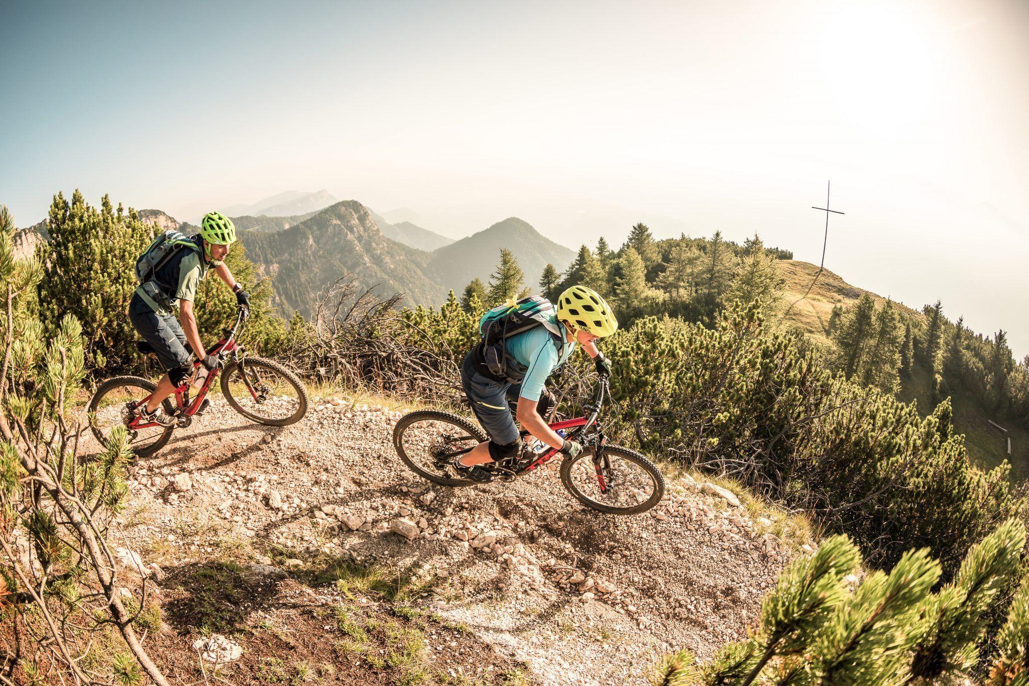 Bike-Tour Roen_Foto: WOM Medien