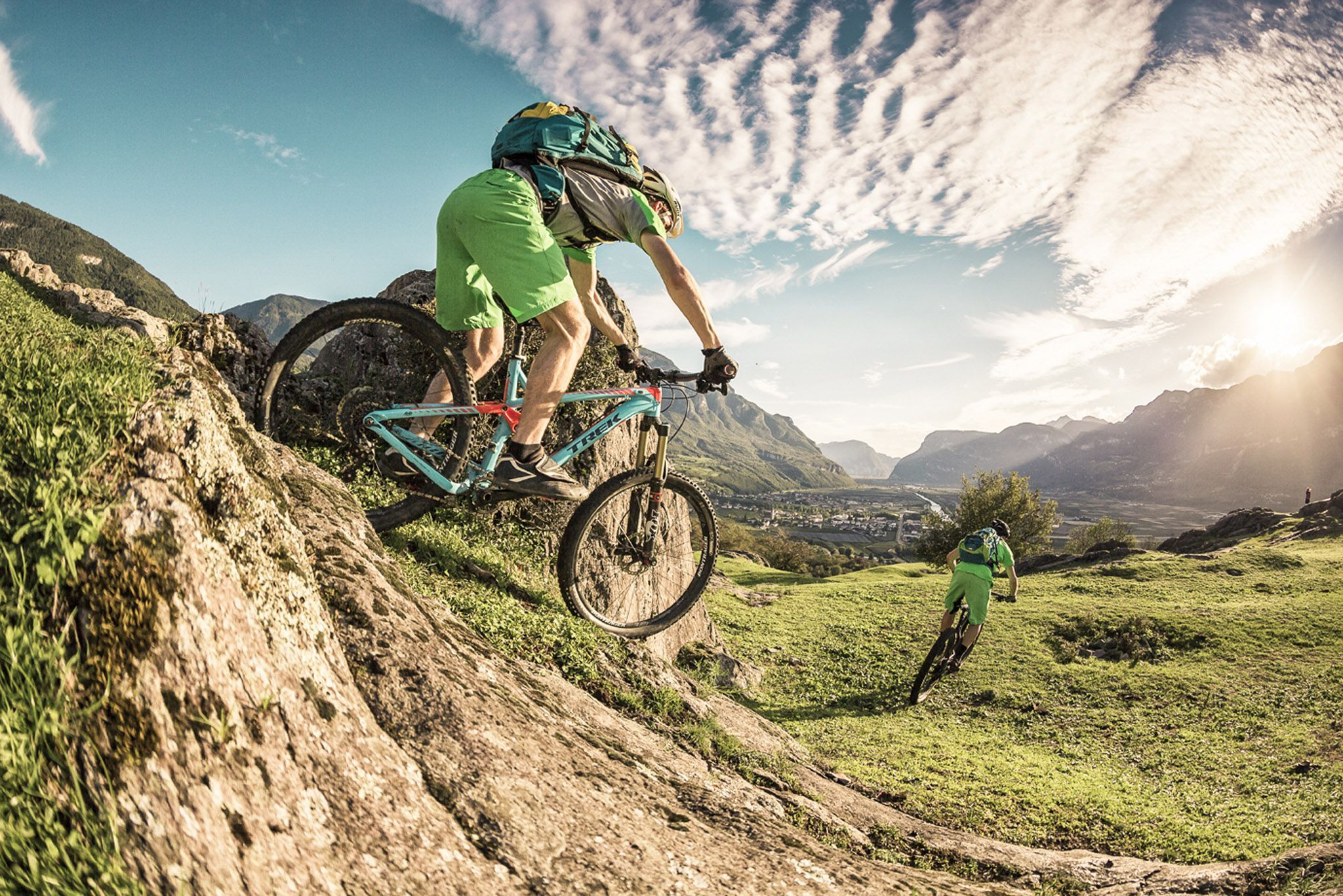 Stai cercando il divertimento sui trail?